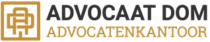 Advocaat Wim Dom Logo Mobiel