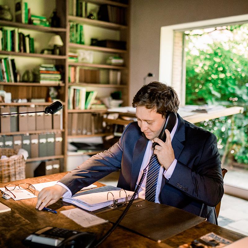 Advocaat Wim Dom Bureau